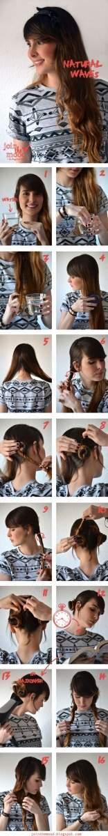 5 kiểu tóc tết không sợ... mũ bảo hiểm 3