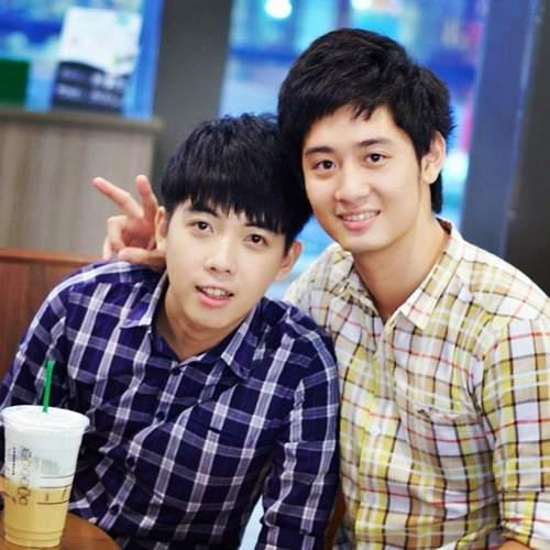 """Những cặp đôi đồng tính nam đẹp long lanh, """"hot"""" nhất châu Á 7"""