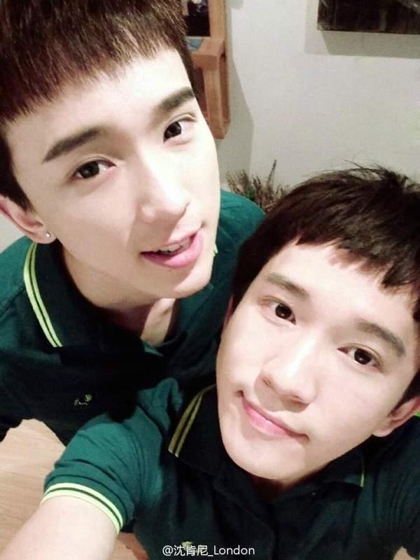 """Những cặp đôi đồng tính nam đẹp long lanh, """"hot"""" nhất châu Á 8"""