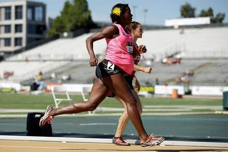 vương quốc anh, video, quốc gia, mỹ, thi chạy, Montaro, olympic london, người phụ nữ, chia sẻ, tập thể dục, mang thai 8 tháng, thi đấu điền kinh