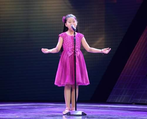 Cẩm ly, the voice kids, vòng giấu mặt, thắng lớn, thí sinh, lựa chọn, giám khảo, lam trường, hồ hoài anh, lưu hương giang,