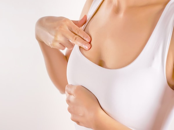 tuyến vú, sinh lý, ảnh hưởng nội tiết lên tuyến vú, chu kỳ kinh nguyệt, thay đổi, rụng trứng