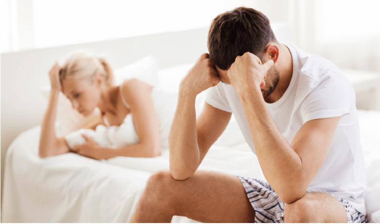 Yếu sinh lý và những hệ lụy khó lường
