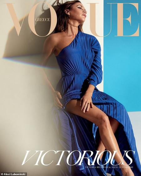 victoria beckham, tạp chí Vouge, bộ sưu tập cua victoria beckham