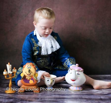 hội chứng down, trẻ bị bệnh down, bé mắc bệnh down, nhiếp ảnh gia Nicole Louise Perkins