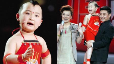 sao nhí Trung Quốc, kiệt sức, sức khỏe trẻ em, áp lực dư luận