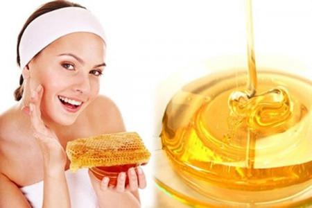 trẻ hóa làn da, mật ong, dầu oliu, dưỡng da