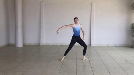 điệu nhảy kỹ thuật số, covid-19, biểu diễn online, biểu diễn trực tuyến cuộc thi nhảy