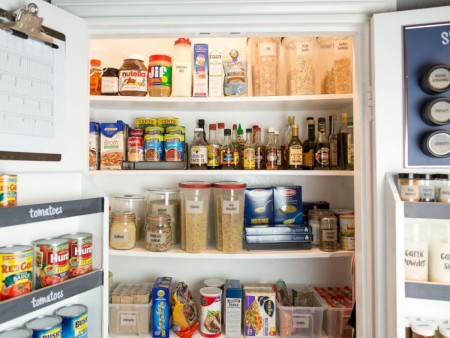 mẹo nhà bếp, đồ gia dụng, móc treo, mẹo vặt, sống thông minh
