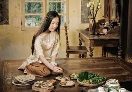 phụ nữ, giáo dưỡng, gia đình gia giáo, đạo đức truyền thống