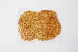 ăn, cơm nguội làm bánh gạo