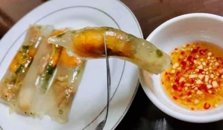 """Cách làm món bánh """"sexy nhất"""" nhất Quảng Bình"""