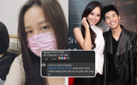 """Noo Phước Thịnh công khai nhận là chồng Mai Phương Thúy, cư dân mạng có màn """"phản dame"""" cực gắt"""