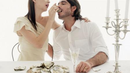 Đàn ông ăn hàu có thật sự sẽ sung mãn?