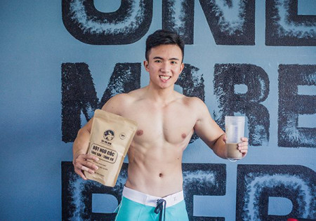 Bột đậu, bột ngũ cốc có ảnh hưởng đến khả năng tăng cơ của nam giới không?