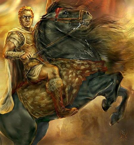 Cuộc tình đồng tính chấn động lịch sử của Alexander Đại đế