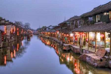 Trung Hoa cổ trấn: Nghìn năm văn hóa còn đọng lại, thanh phàm thoát tục lòng người vấn vương