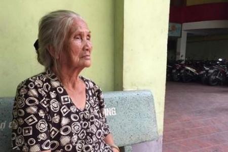 Nghệ sĩ Hồng Sáp sống chật vật ở tuổi 85
