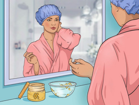 Cách hay dùng sữa, nước vo gạo, trà xanh... làm tóc mềm mại