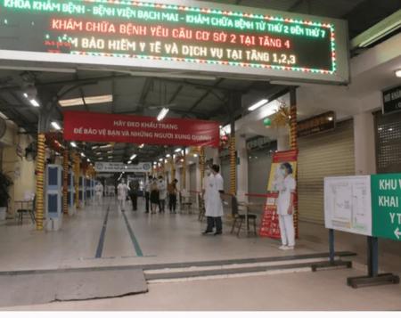 Gần 200 cán bộ, nhân viên Bệnh viện Bạch Mai xin nghỉ việc, nguyên nhân do đâu?