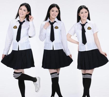 Cách phối áo thun đồng phục đẹp chuẩn chỉnh không thể bỏ qua