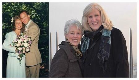 24 năm hạnh phúc của người vợ ủng hộ chồng chuyển giới