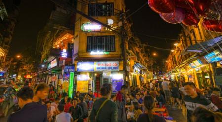 Hết dịch hãy đến ngay 10 chốn ăn chơi này để tận hưởng trọn vẹn đêm Hà Nội