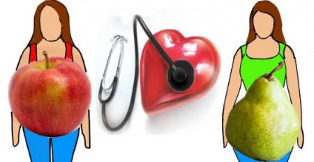 Phụ nữ chân ngắn, ngực to dễ mắc bệnh gan, tiểu đường