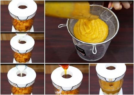 Cách làm Pudding Xoài Sữa Chua