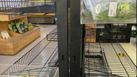 """TP.HCM: Nhiều chợ đóng cửa, đặt online """"mất hút"""", dân đổ xô đi siêu thị"""