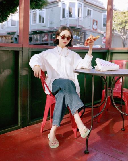 Hội gái xinh châu Á có 3 nguyên tắc làm tóc, makeup ruột khi chụp street style, đảm bảo ảnh luôn xịn đét