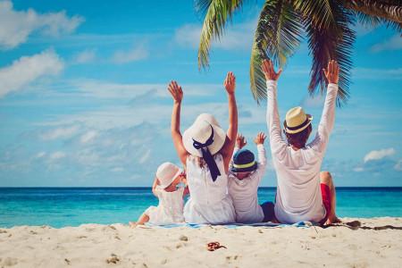 Kinh nghiệm du lịch cho gia đình có con nhỏ