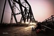 Cầu Long Biên một sớm đầu đông