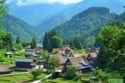 Ainokura là ngôi làng cổ nổi tiếng của Nhật Bản được UNESCO công nhận là di sản thế giới.