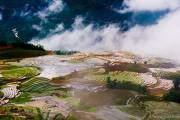 Mùa nước đổ ở Y Tý kéo dài từ tháng 5 đến tháng 6