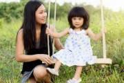 làm mẹ, dạy con, chăm sóc con cái, yêu cơ thể, yêu bản thân, con gái, cua so tinh yeu