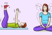 mẹo sức khỏe, bài tập trị đau mỏi cổ, cách bảo vệ cột sống, cua so tinh yeu
