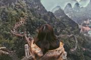 Tràn An Cổ, di tích Tràng An, Ninh Bình, cua so tinh yeu