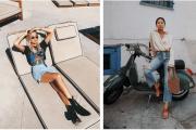 it girl, fashion blogger, fashion icon, mặc đẹp, cua so tinh yeu