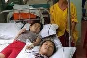 3 mẹ con, Căn bệnh hiểm nghèo, Tỉnh Nghệ An, Người phụ nữ bất hạnh, Biểu hiện bất thường, Người mẹ già, Thiếu máu huyết tán, cua so tinh yeu
