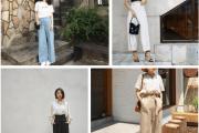 Đẹp, Thời trang, Xu hướng 2018, Mặc đồ đẹp, Quần dáng suông, Váy xòe, Cách mặc đồ đẹp, cua so tinh yeu