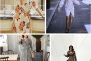 Đẹp, Thời trang, Xu hướng 2018, Mặc đồ đẹp, Váy liền, Váy quấn, Váy sơ mi, cua so tinh yeu