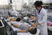 chăm sóc trẻ mắc tay - chân - miệng, nhận biết trẻ mắc tay - chân - miệng, cua so tinh yeu