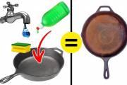 vệ sinh, dụng cụ nhà bếp, thói quen tai hại, cua so tinh yeu