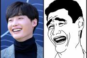sao Hàn, yaoming meme, tăng cân, Nam diễn viên, lee jong suk, cua so tinh yeu