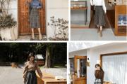 Đẹp, Thời trang, Xu hướng 2018, Mặc đồ đẹp, Chân váy len, Chân váy dạ, Chân váy xếp li nhỏ, cua so tinh yeu