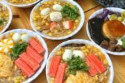 súp gà nấm, mai cua, thanh cua, mai ghẹ, Hà Nội, các loại viên, súp, viên phô mai chảy, món ăn ngon, cua so tinh yeu