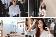 crop top, hot item, mốt14, mix đồ, hot trends 2019, cua so tinh yeu