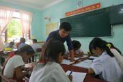 Học trò dốt nhất lớp, thầy giáo giỏi, cõng chữ, cửa sổ tình yêu.