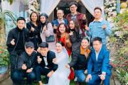 trung ruồi, danh hài, Diễn viên hài Trung Ruồi, tổ chức lễ cưới, Yên Bái, cua so tinh yeu